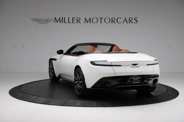 New 2021 Aston Martin DB11 Volante for sale $272,686 at Alfa Romeo of Westport in Westport CT 06880 4
