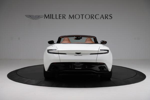 New 2021 Aston Martin DB11 Volante for sale $272,686 at Alfa Romeo of Westport in Westport CT 06880 5