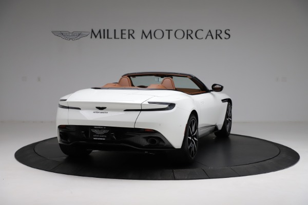 New 2021 Aston Martin DB11 Volante for sale $272,686 at Alfa Romeo of Westport in Westport CT 06880 6