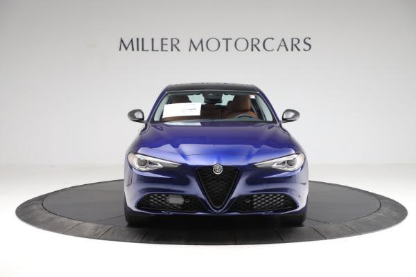 New 2021 Alfa Romeo Giulia Ti Q4 for sale $51,350 at Alfa Romeo of Westport in Westport CT 06880 12