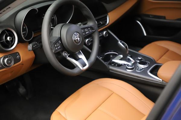 New 2021 Alfa Romeo Giulia Ti Q4 for sale $51,350 at Alfa Romeo of Westport in Westport CT 06880 14
