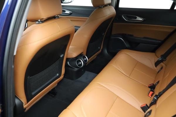 New 2021 Alfa Romeo Giulia Ti Q4 for sale $51,350 at Alfa Romeo of Westport in Westport CT 06880 19