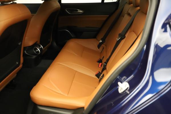 New 2021 Alfa Romeo Giulia Ti Q4 for sale $51,350 at Alfa Romeo of Westport in Westport CT 06880 20