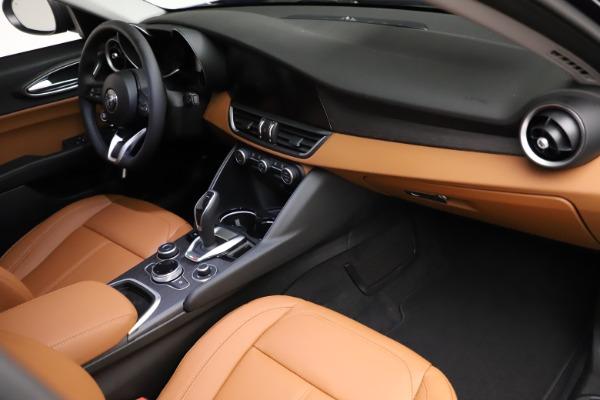 New 2021 Alfa Romeo Giulia Ti Q4 for sale $51,350 at Alfa Romeo of Westport in Westport CT 06880 21