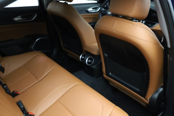 New 2021 Alfa Romeo Giulia Ti Q4 for sale $51,350 at Alfa Romeo of Westport in Westport CT 06880 24
