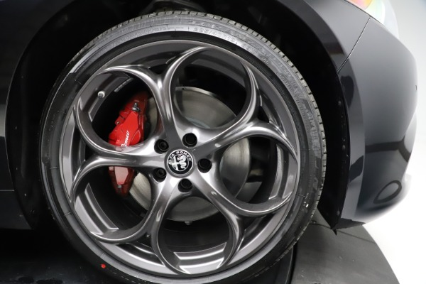New 2021 Alfa Romeo Giulia Ti Sport Q4 for sale $53,850 at Alfa Romeo of Westport in Westport CT 06880 24