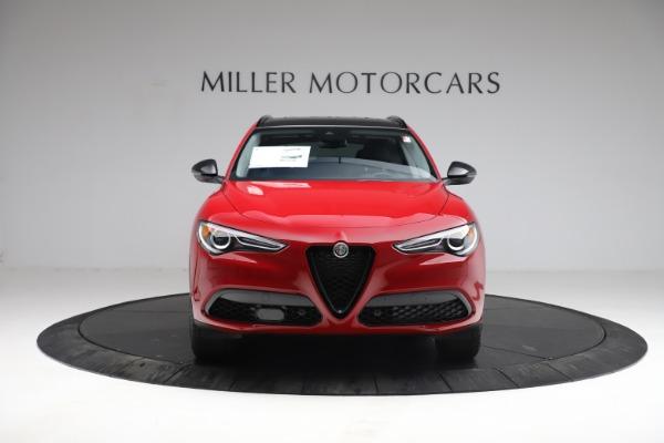 New 2021 Alfa Romeo Stelvio Q4 for sale $50,535 at Alfa Romeo of Westport in Westport CT 06880 13