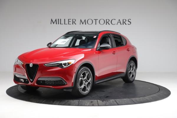New 2021 Alfa Romeo Stelvio Q4 for sale $49,935 at Alfa Romeo of Westport in Westport CT 06880 2