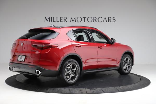 New 2021 Alfa Romeo Stelvio Q4 for sale $50,535 at Alfa Romeo of Westport in Westport CT 06880 8
