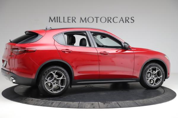 New 2021 Alfa Romeo Stelvio Q4 for sale $50,535 at Alfa Romeo of Westport in Westport CT 06880 9