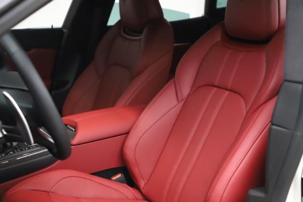 New 2021 Maserati Levante S Q4 GranSport for sale $105,835 at Alfa Romeo of Westport in Westport CT 06880 16