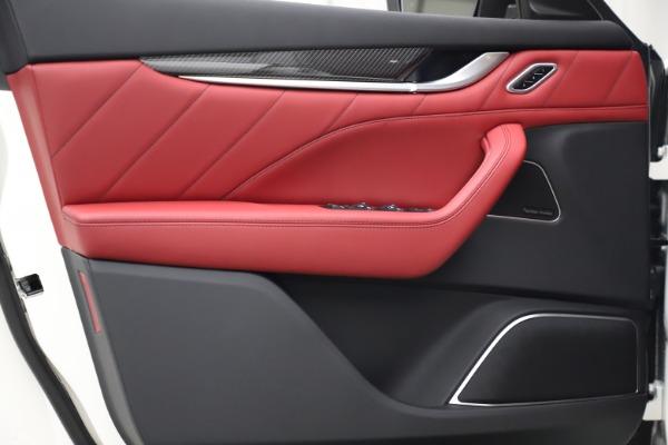 New 2021 Maserati Levante S Q4 GranSport for sale $105,835 at Alfa Romeo of Westport in Westport CT 06880 17