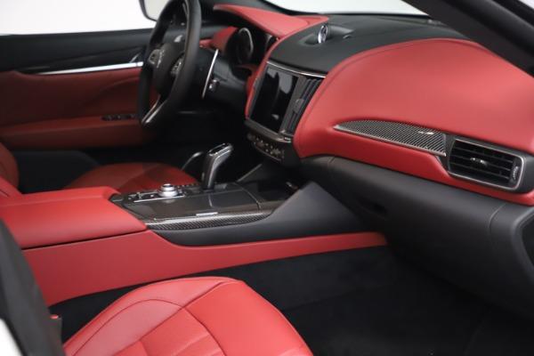 New 2021 Maserati Levante S Q4 GranSport for sale $105,835 at Alfa Romeo of Westport in Westport CT 06880 18