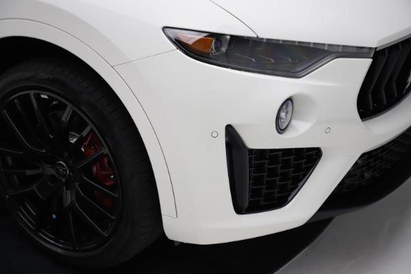 New 2021 Maserati Levante S Q4 GranSport for sale $105,835 at Alfa Romeo of Westport in Westport CT 06880 25