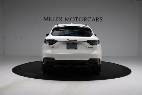 New 2021 Maserati Levante S Q4 GranSport for sale $105,835 at Alfa Romeo of Westport in Westport CT 06880 7