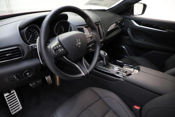New 2020 Maserati Levante S Q4 GranSport for sale Sold at Alfa Romeo of Westport in Westport CT 06880 13