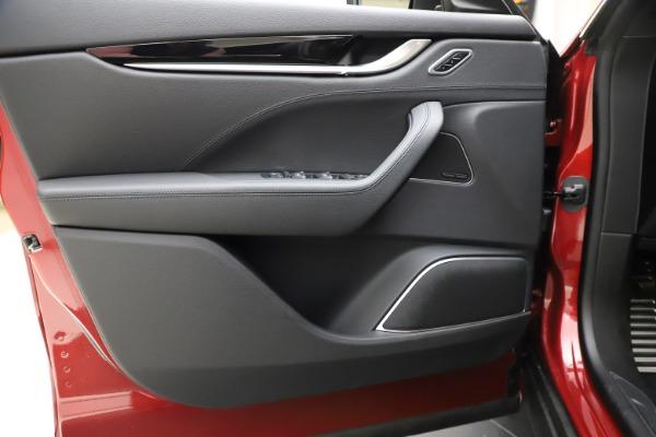 New 2020 Maserati Levante S Q4 GranSport for sale Sold at Alfa Romeo of Westport in Westport CT 06880 17