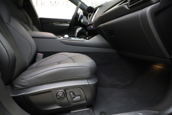 New 2020 Maserati Levante S Q4 GranSport for sale Sold at Alfa Romeo of Westport in Westport CT 06880 23