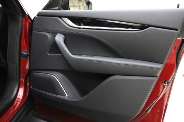 New 2020 Maserati Levante S Q4 GranSport for sale Sold at Alfa Romeo of Westport in Westport CT 06880 25
