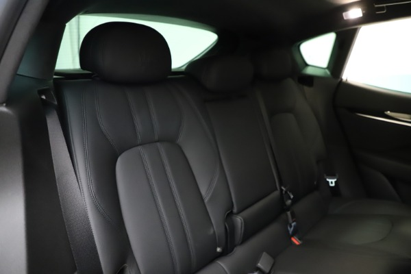 New 2020 Maserati Levante S Q4 GranSport for sale Sold at Alfa Romeo of Westport in Westport CT 06880 26