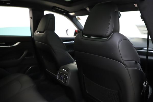 New 2020 Maserati Levante S Q4 GranSport for sale Sold at Alfa Romeo of Westport in Westport CT 06880 28