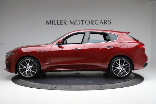 New 2020 Maserati Levante S Q4 GranSport for sale Sold at Alfa Romeo of Westport in Westport CT 06880 3