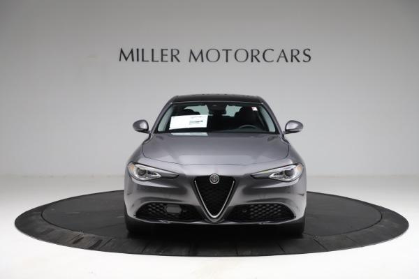New 2021 Alfa Romeo Giulia Q4 for sale $46,895 at Alfa Romeo of Westport in Westport CT 06880 12
