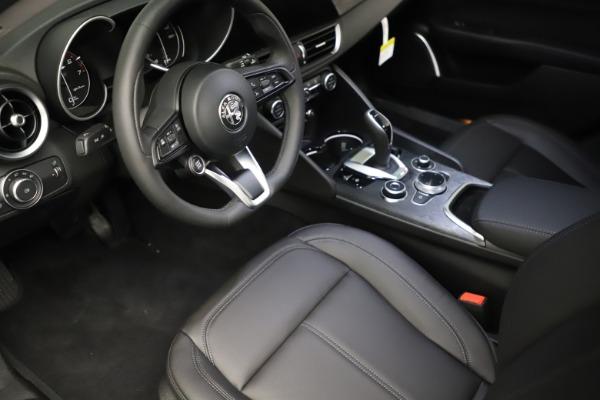 New 2021 Alfa Romeo Giulia Q4 for sale $46,895 at Alfa Romeo of Westport in Westport CT 06880 13