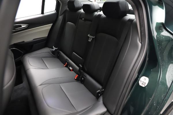 New 2021 Alfa Romeo Giulia Q4 for sale $46,895 at Alfa Romeo of Westport in Westport CT 06880 20