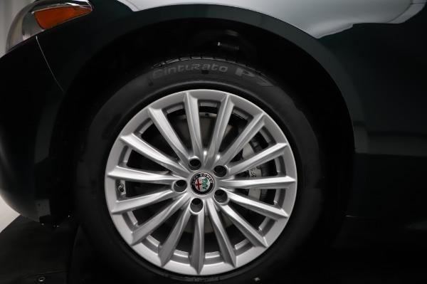 New 2021 Alfa Romeo Giulia Q4 for sale $46,895 at Alfa Romeo of Westport in Westport CT 06880 28