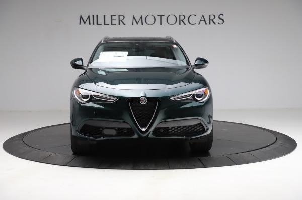New 2021 Alfa Romeo Stelvio Ti Q4 for sale Sold at Alfa Romeo of Westport in Westport CT 06880 13