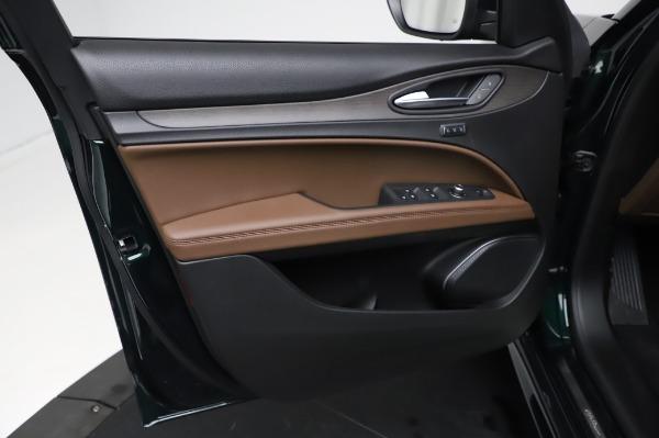 New 2021 Alfa Romeo Stelvio Ti Q4 for sale Sold at Alfa Romeo of Westport in Westport CT 06880 18