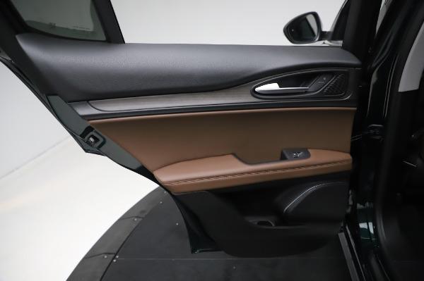 New 2021 Alfa Romeo Stelvio Ti Q4 for sale Sold at Alfa Romeo of Westport in Westport CT 06880 21