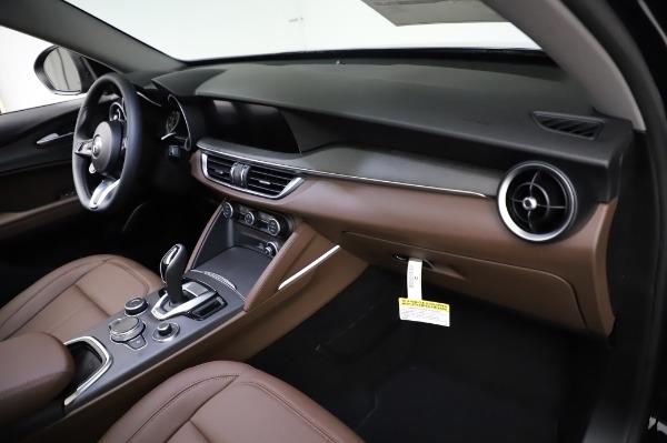 New 2021 Alfa Romeo Stelvio Ti Q4 for sale Sold at Alfa Romeo of Westport in Westport CT 06880 22