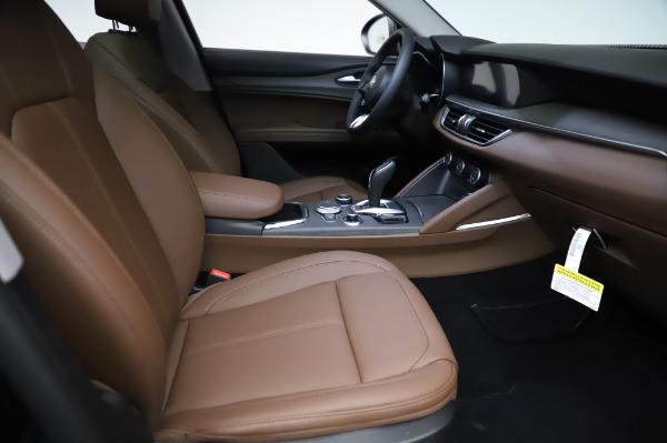 New 2021 Alfa Romeo Stelvio Ti Q4 for sale Sold at Alfa Romeo of Westport in Westport CT 06880 23
