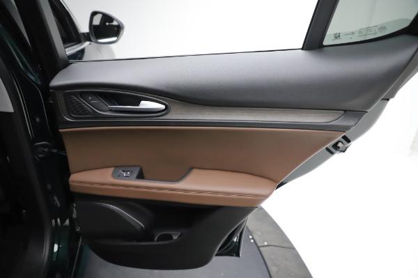 New 2021 Alfa Romeo Stelvio Ti Q4 for sale Sold at Alfa Romeo of Westport in Westport CT 06880 26