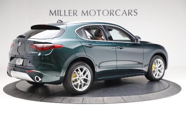 New 2021 Alfa Romeo Stelvio Ti Q4 for sale Sold at Alfa Romeo of Westport in Westport CT 06880 8