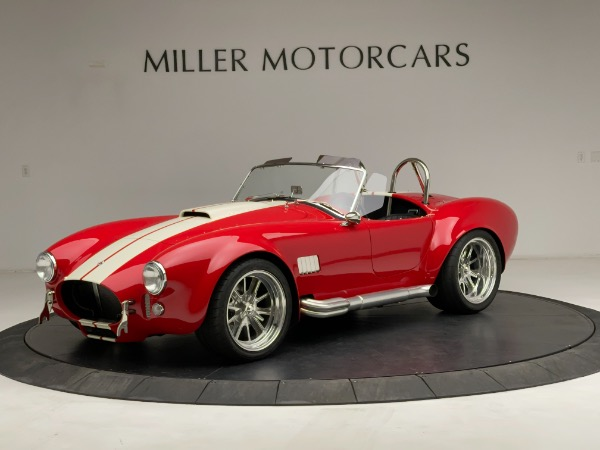 Used 2020 Shelby Cobra Superformance for sale $89,900 at Alfa Romeo of Westport in Westport CT 06880 2