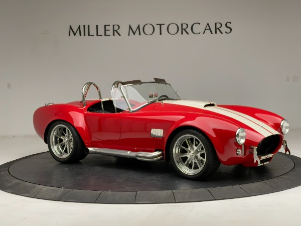 Used 2020 Shelby Cobra Superformance for sale $89,900 at Alfa Romeo of Westport in Westport CT 06880 9