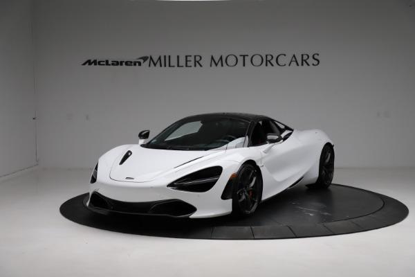 Used 2020 McLaren 720S Spider for sale Sold at Alfa Romeo of Westport in Westport CT 06880 10