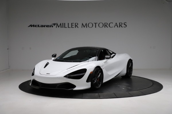 Used 2020 McLaren 720S Spider for sale Sold at Alfa Romeo of Westport in Westport CT 06880 11