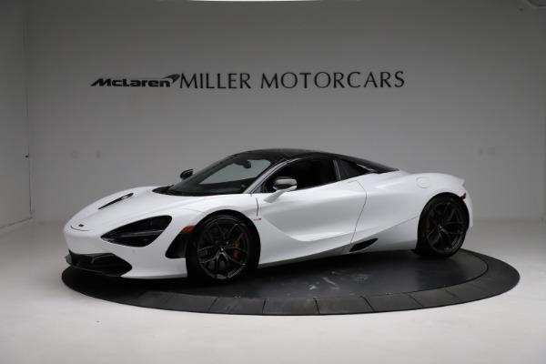 Used 2020 McLaren 720S Spider for sale Sold at Alfa Romeo of Westport in Westport CT 06880 12