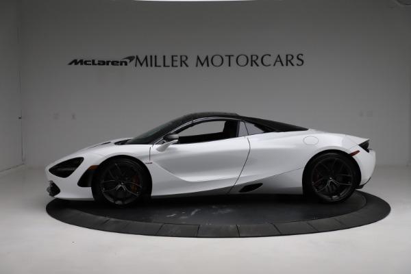 Used 2020 McLaren 720S Spider for sale Sold at Alfa Romeo of Westport in Westport CT 06880 13