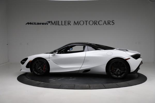 Used 2020 McLaren 720S Spider for sale Sold at Alfa Romeo of Westport in Westport CT 06880 14