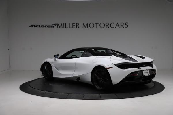 Used 2020 McLaren 720S Spider for sale Sold at Alfa Romeo of Westport in Westport CT 06880 15