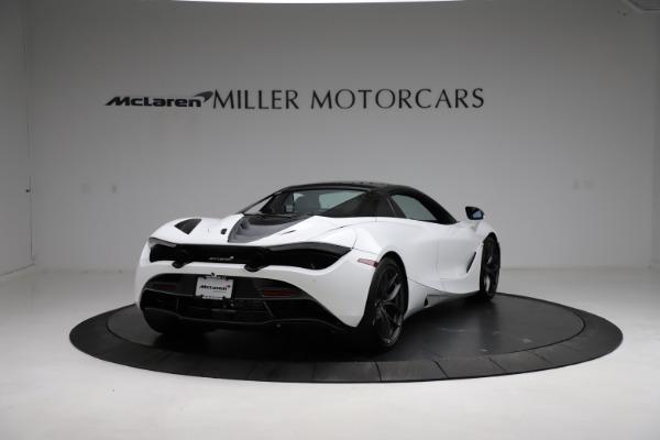 Used 2020 McLaren 720S Spider for sale Sold at Alfa Romeo of Westport in Westport CT 06880 17