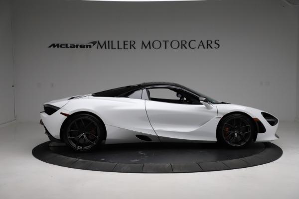 Used 2020 McLaren 720S Spider for sale Sold at Alfa Romeo of Westport in Westport CT 06880 18