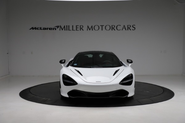 Used 2020 McLaren 720S Spider for sale Sold at Alfa Romeo of Westport in Westport CT 06880 20