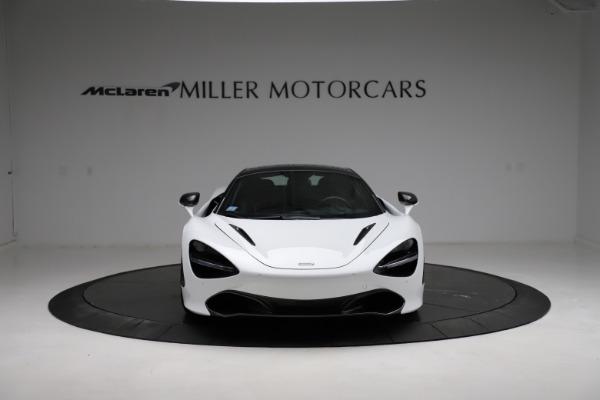 Used 2020 McLaren 720S Spider for sale Sold at Alfa Romeo of Westport in Westport CT 06880 21