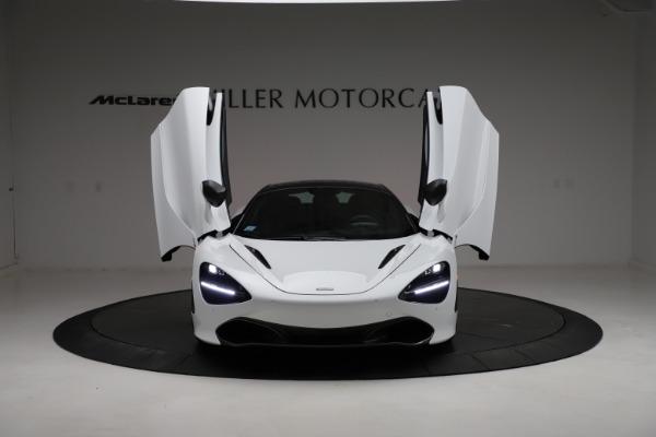 Used 2020 McLaren 720S Spider for sale Sold at Alfa Romeo of Westport in Westport CT 06880 22